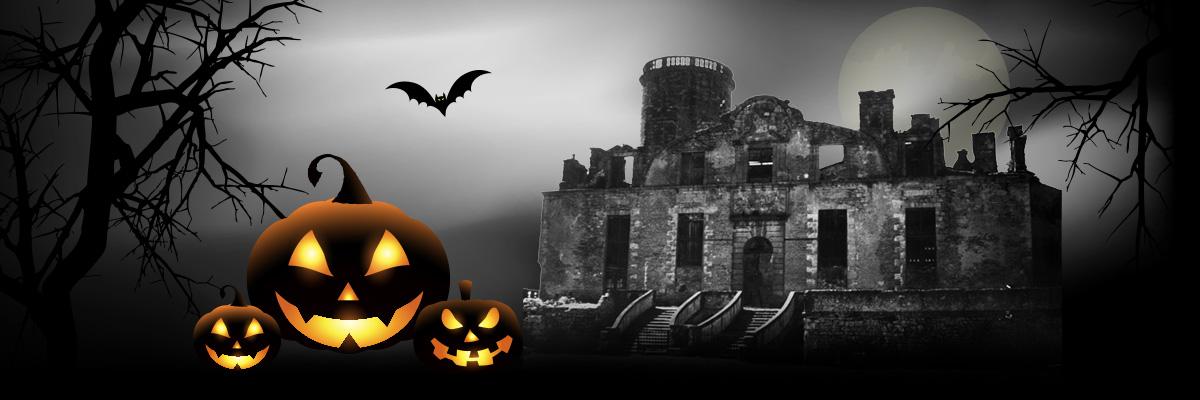 Halloween - Château de Duras