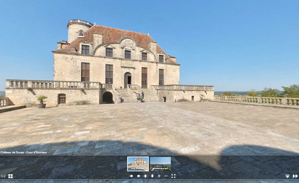 Château de Duras - 360°