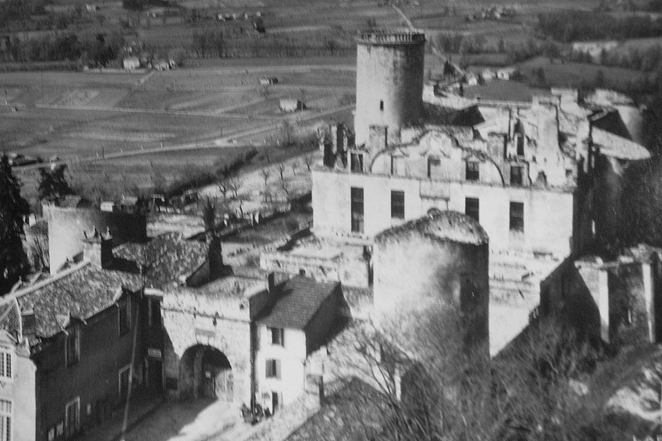 Anniversaire du rachat du Château
