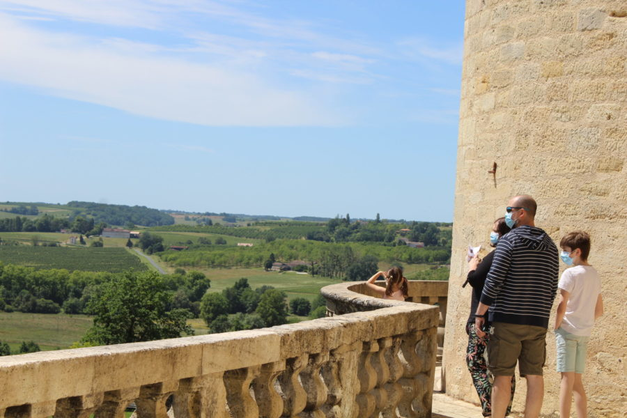 Ouverture du Château
